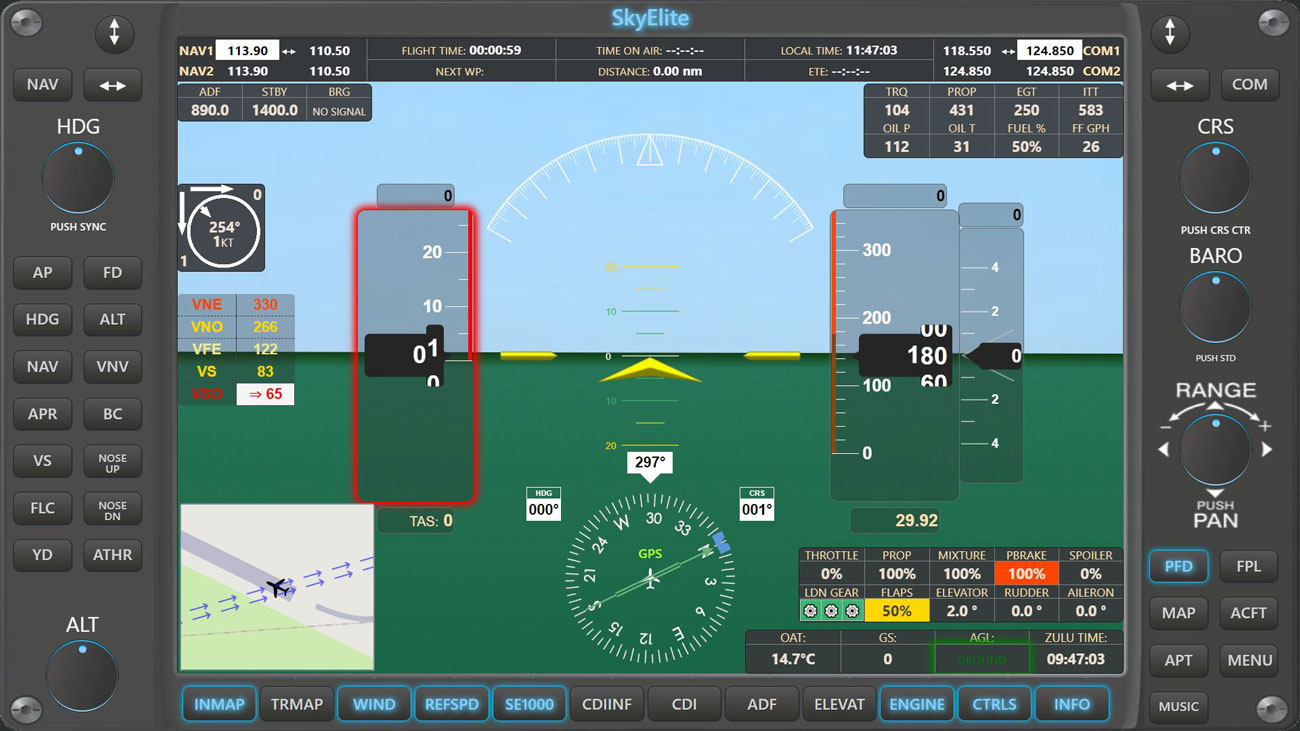 4FlightSims - SkyElite MSFS