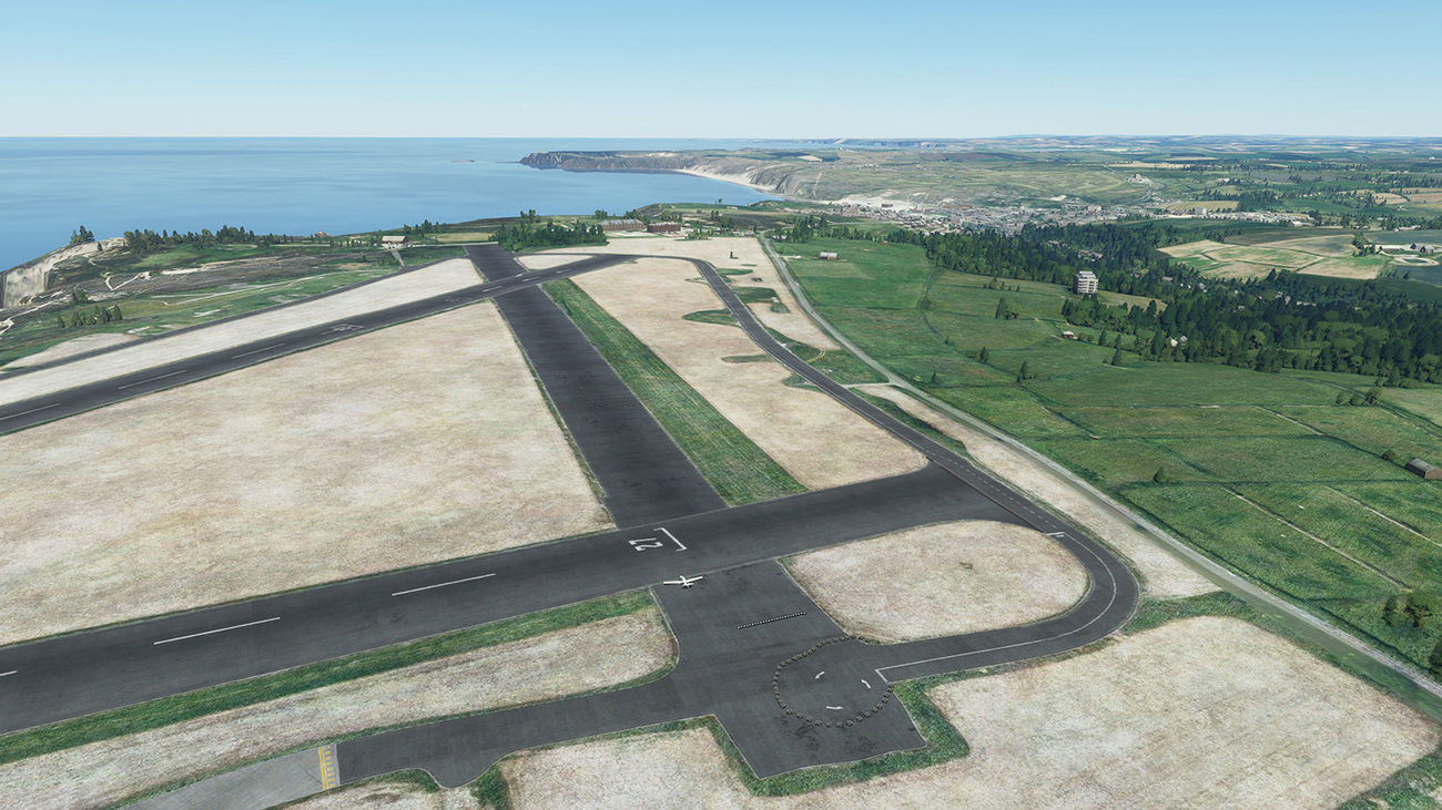 Aerosoft Airfield Perranporth