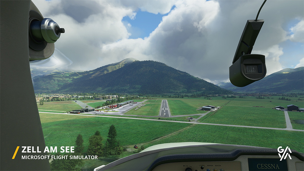 Gaya Simulations - Zell am See - LOWZ