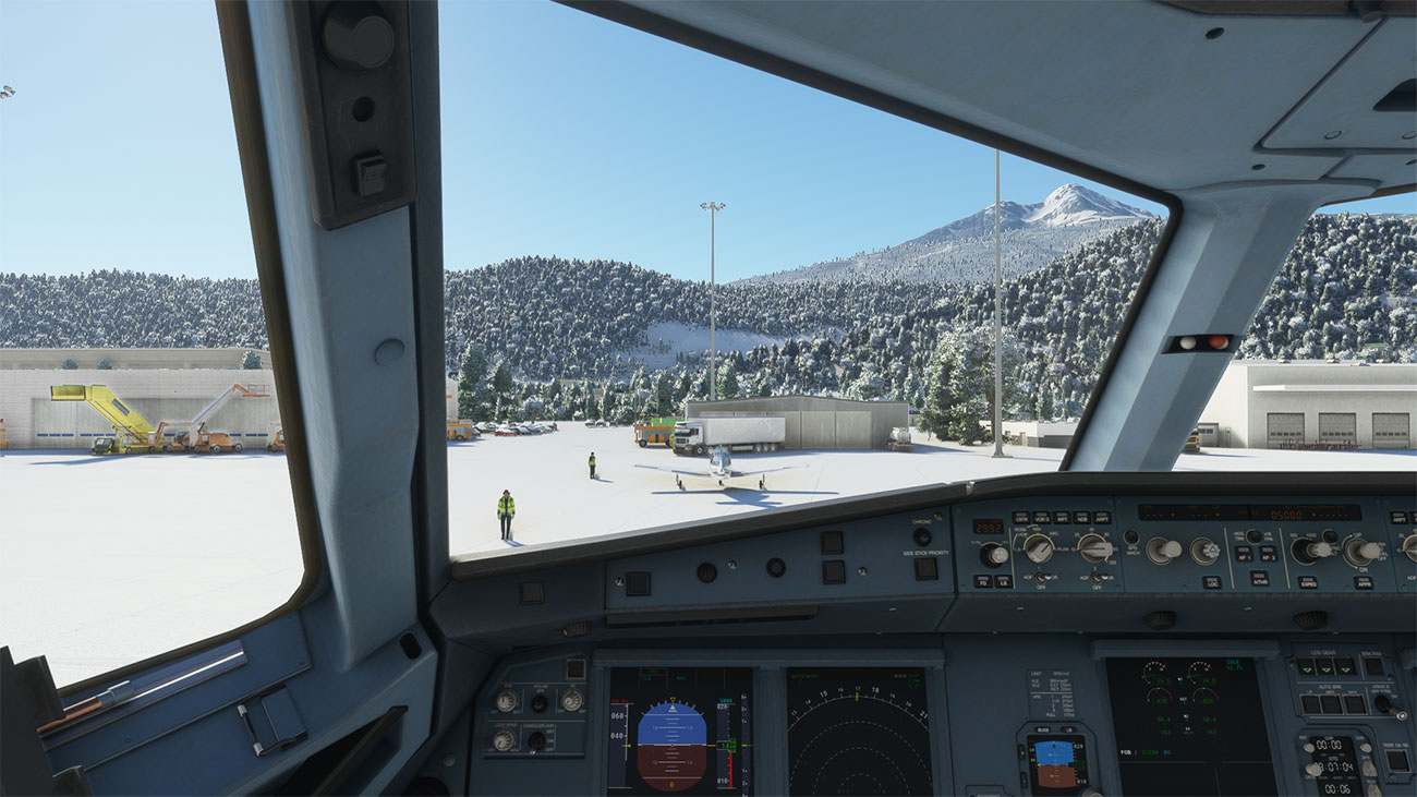 Perfect Flight - Eurowings A320 Missions Pack MSFS