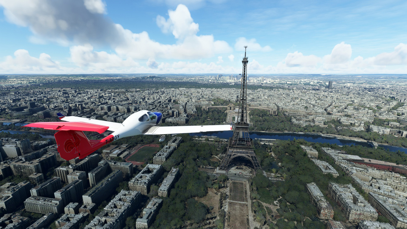 Perfect Flight - Discovery Flights - France & Benelux MSFS