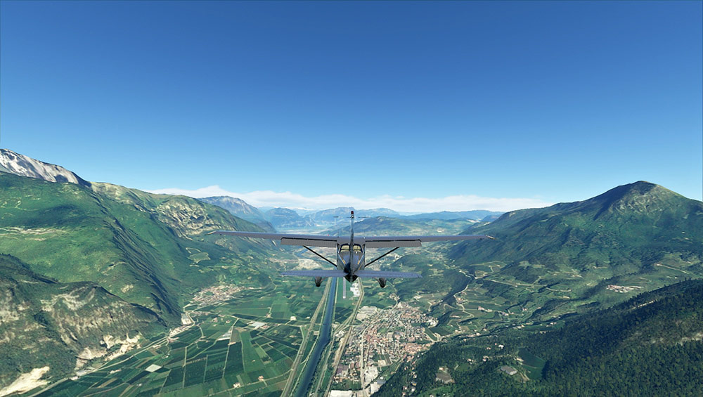 Perfect Flight - FS Approaches - Italy MSFS