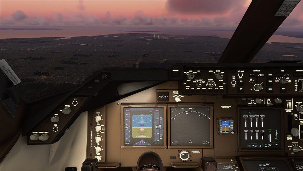 Perfect Flight - FS Approaches - Pilot In Command MSFS