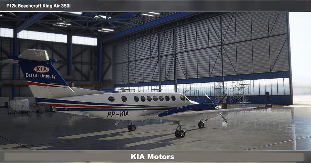 Perfect Flight - King Air 350i eXtreme MSFS