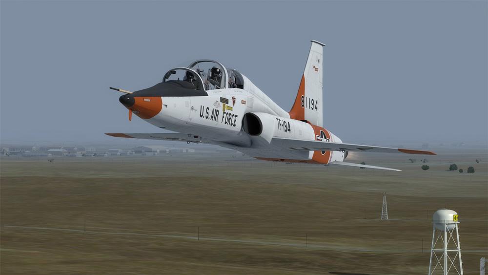 Milviz - Advanced Series: T-38A Redux | Aerosoft Shop