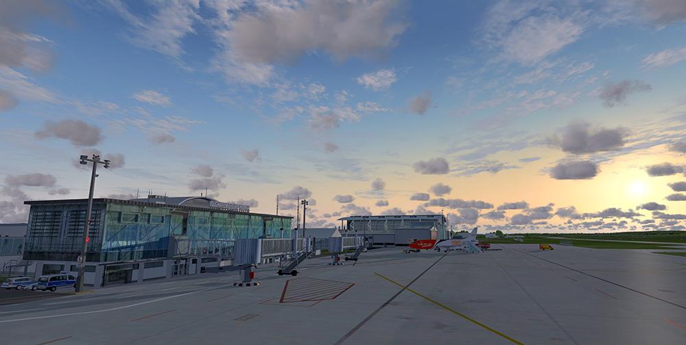 Airport Erfurt for P3D V4 | SimWare Shop