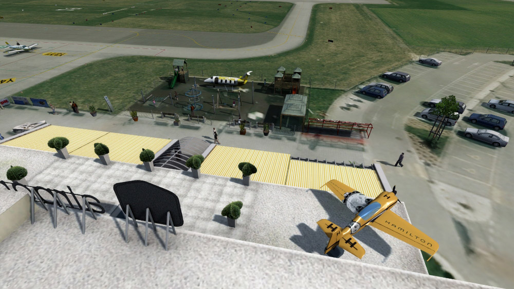 Airport Grenchen professional (P3D V4/V5)