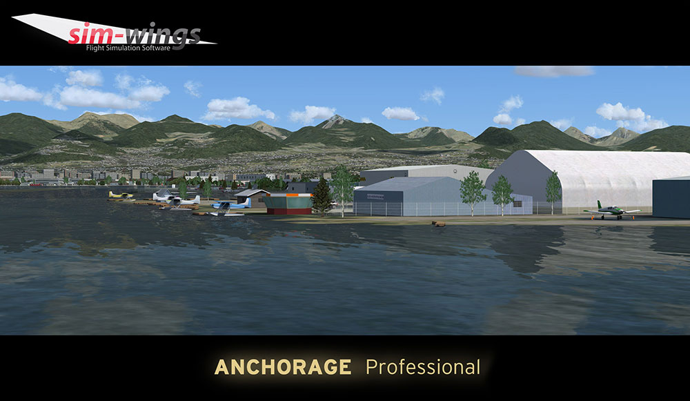 Anchorage professional | Aerosoft Shop