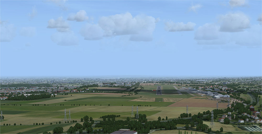 Approaching Dortmund | Aerosoft Shop