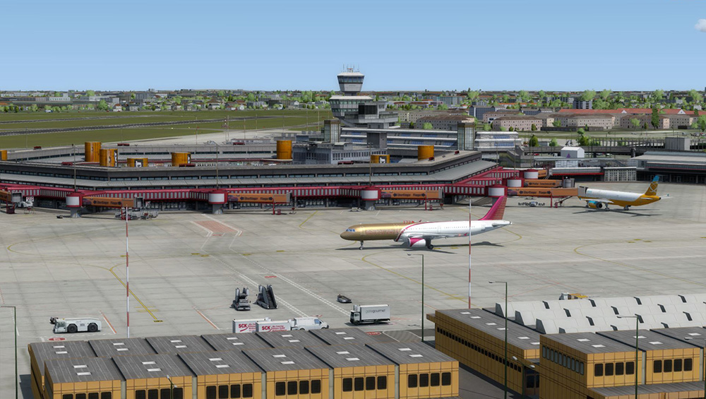 Berlin-Tegel professional | Aerosoft Shop