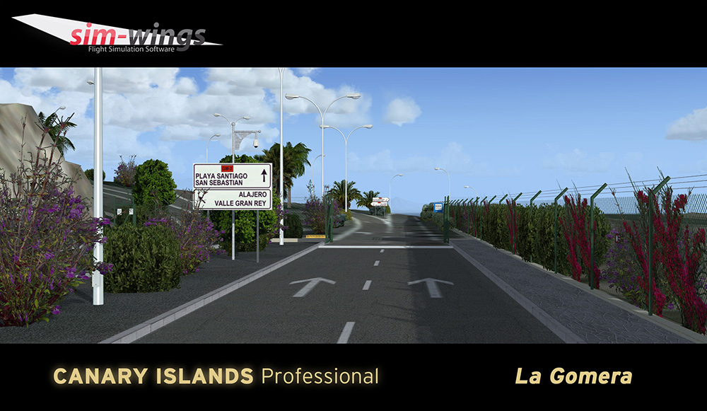 Canary Islands professional - La Gomera