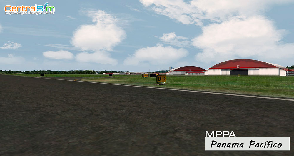 MPPA - Panama Pacifico International Airport P3D V4