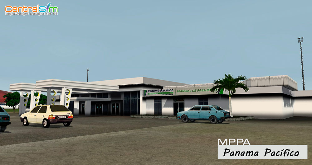 MPPA - Panama Pacifico International Airport P3D V4/V5