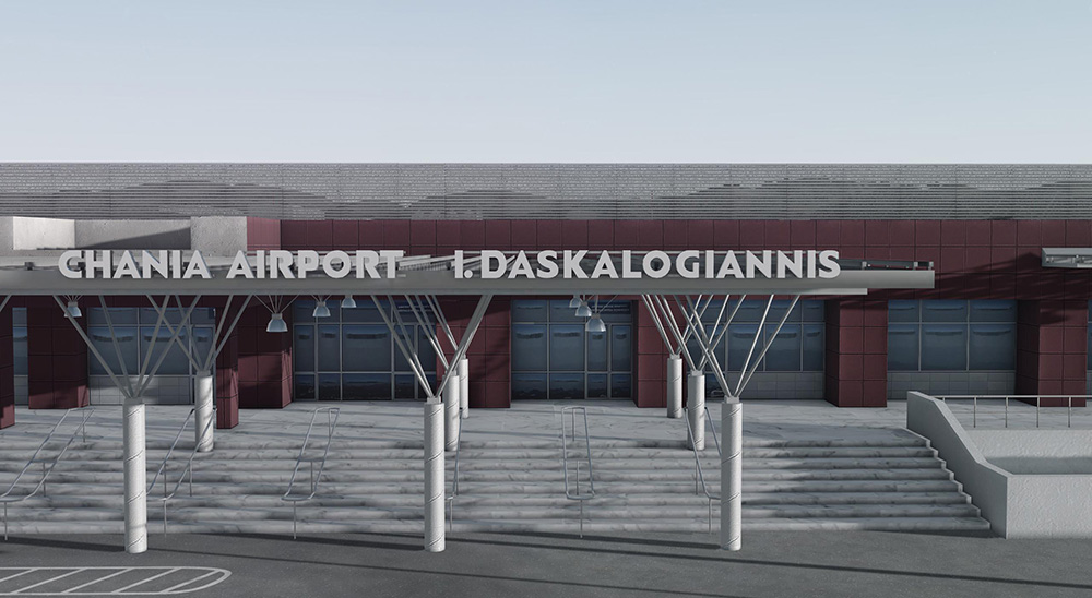 Chania - Ioannis Daskalogiannis Airport
