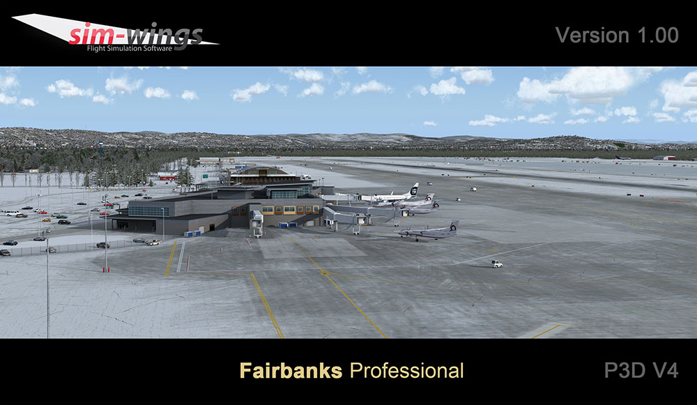 Fairbanks professional | Aerosoft Shop
