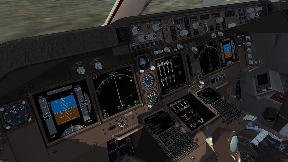 iFly Jets - The 747-400 for P3D