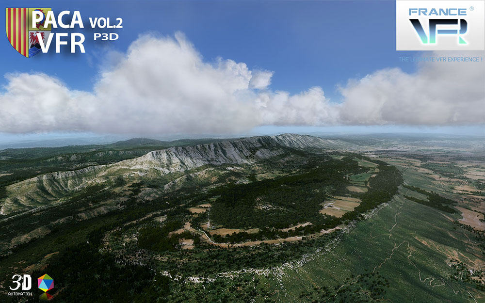 VFR Regional - French Riviera Vol.2 P3D V4