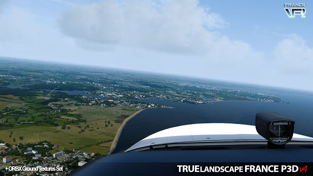 TRUElandscape - FRANCE for P3D V4/V5