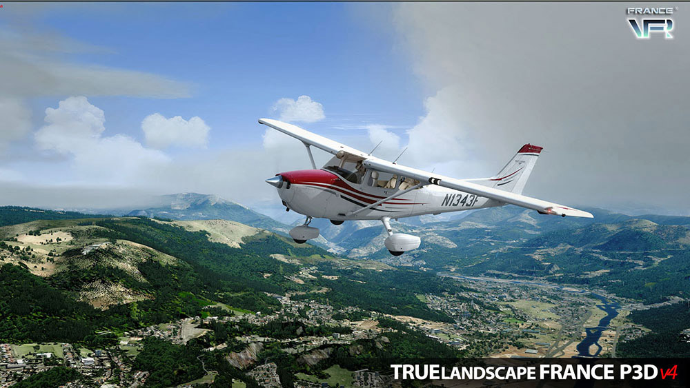 TRUElandscape - FRANCE for P3D V4