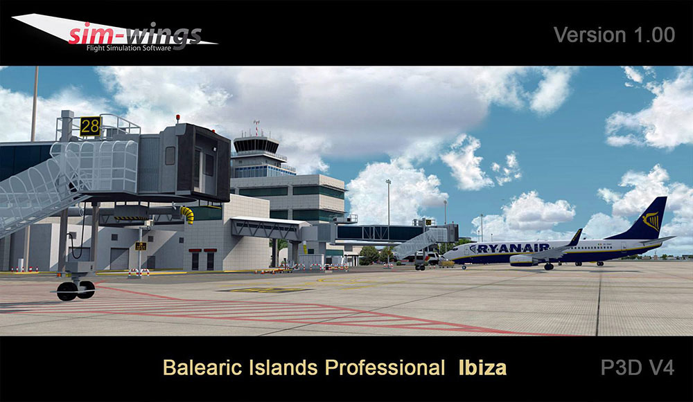 Balearic Islands professional - Ibiza | Aerosoft Shop
