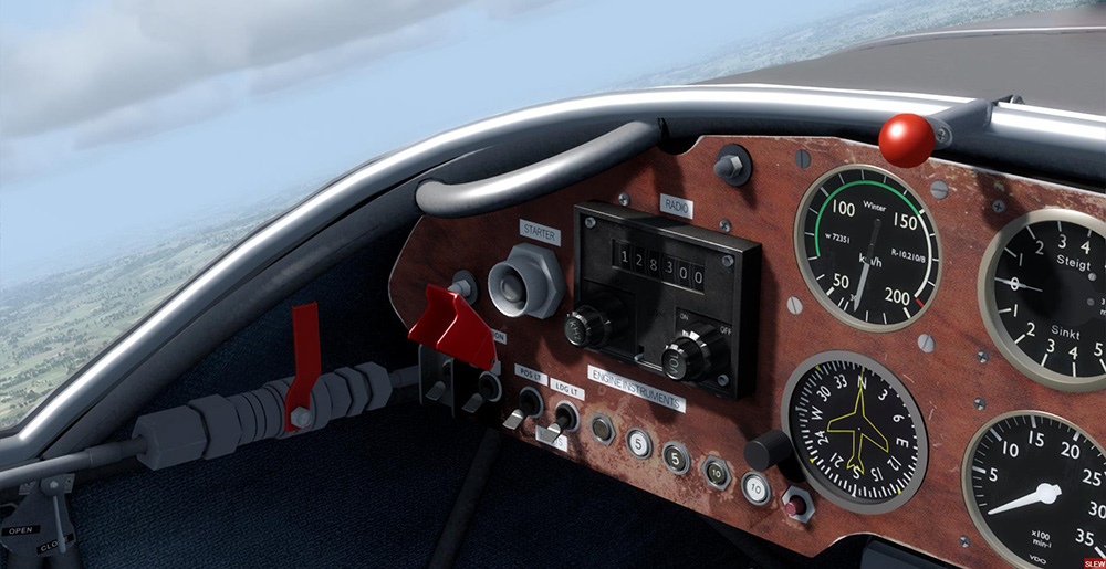 Propair Falke SF-25 for P3D