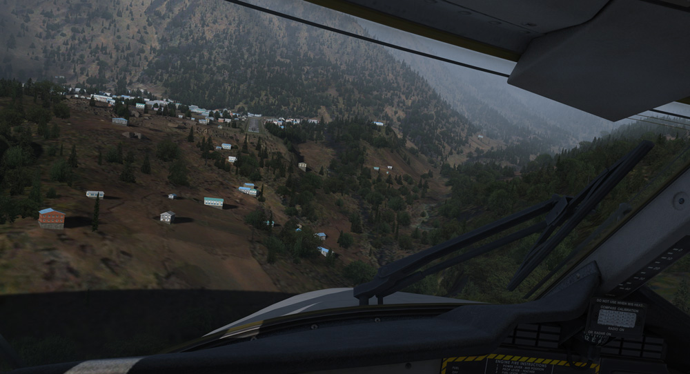 Lukla - Mount Everest Extreme for P3D