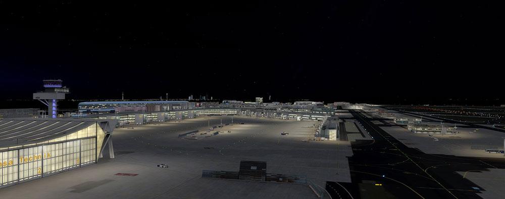 Mega Airport Frankfurt V2 0 professional   Aerosoft Shop
