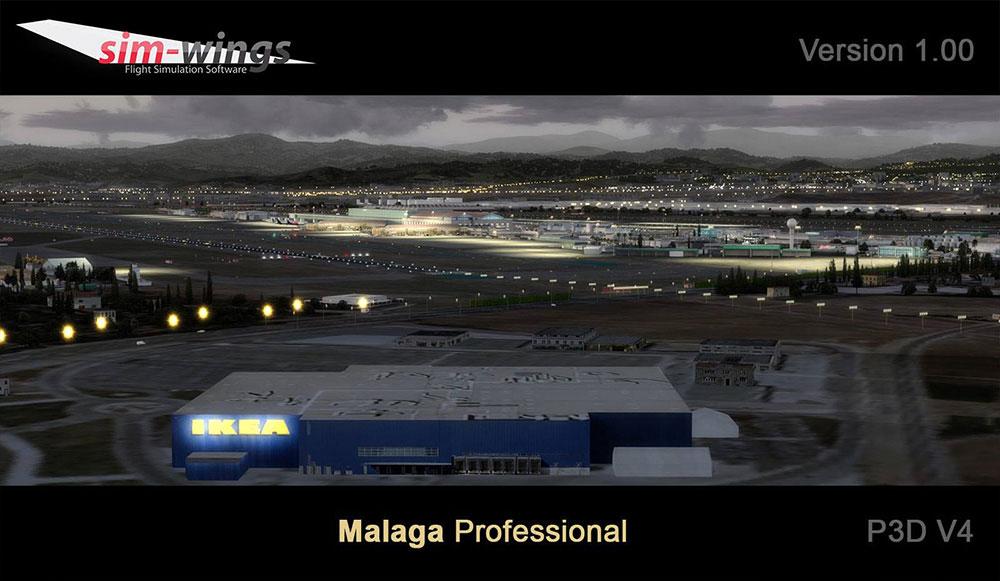 Malaga professional | SimWare Shop