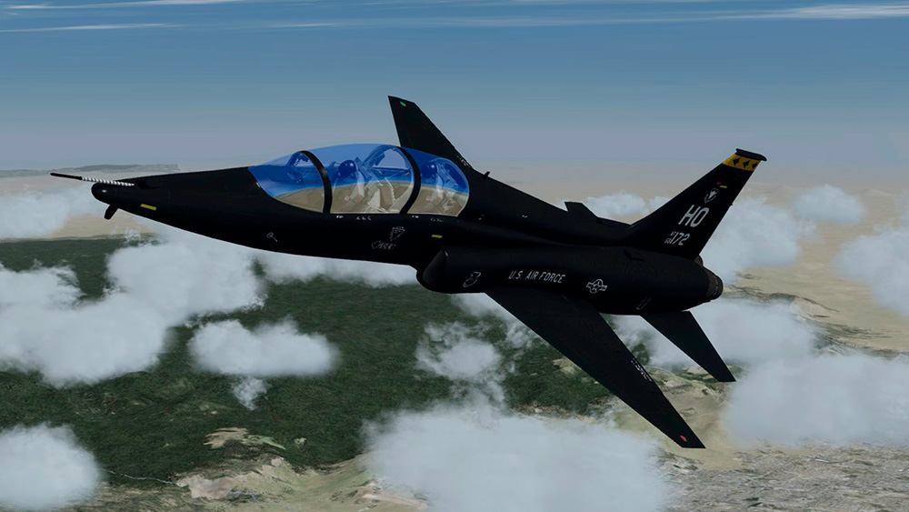 Advanced Series: T-38C Talon | Aerosoft US Shop