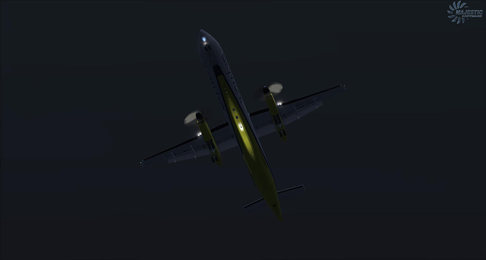 Majestic Software - Dash 8 Q400 PRO Edition for P3D V4/V5