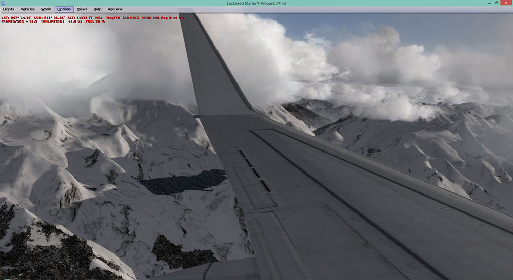 FS Global Real Weather - P3D V4 Edition