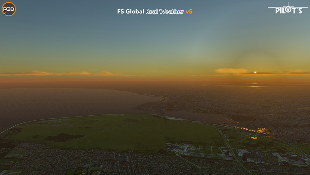 FS Global Real Weather - P3D V5 Edition