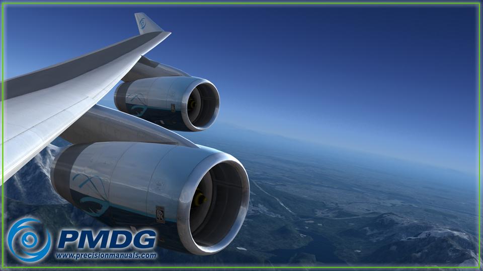 PMDG 747-400 V3 Queen of the Skies II for P3D V4 | Aerosoft Shop
