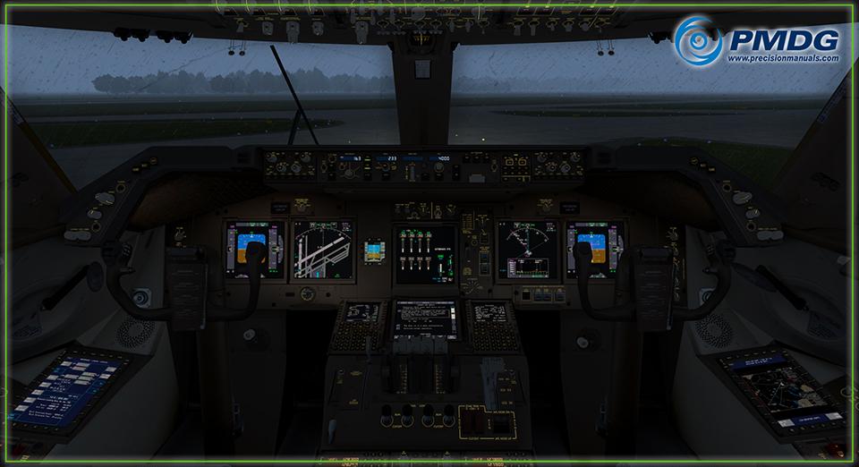PMDG 747-8 Queen of the Skies II Expansion Pack for P3D V4 | SimWare