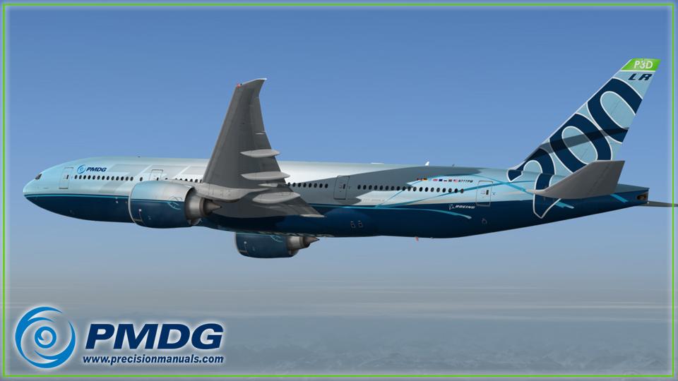 PMDG 777-200LR/F for P3D V4 | Aerosoft Shop