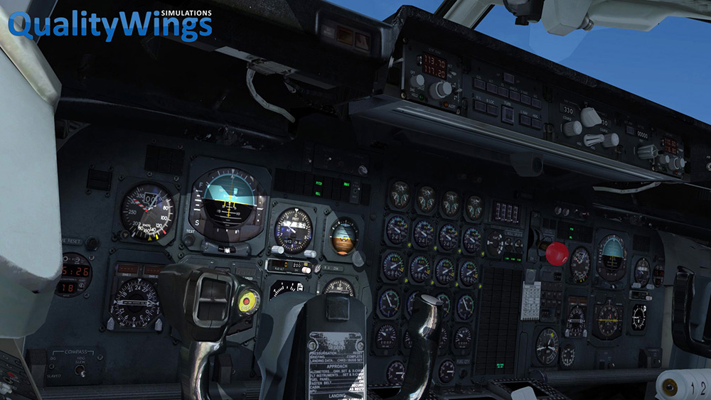 QualityWings - The Ultimate 146 Collection (P3D V4