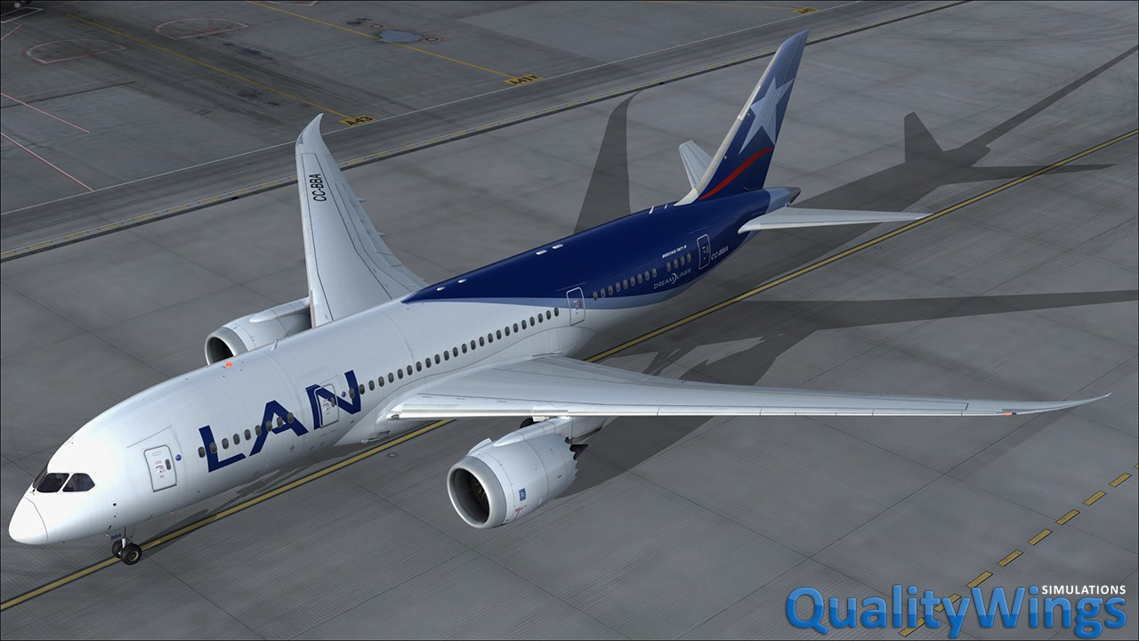 QualityWings - Ultimate 787 Collection for Prepar3D V4