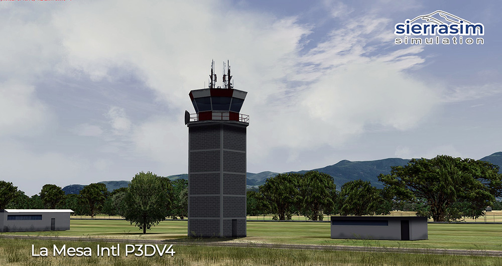 MHLM - La Mesa International Airport P3D V4/V5