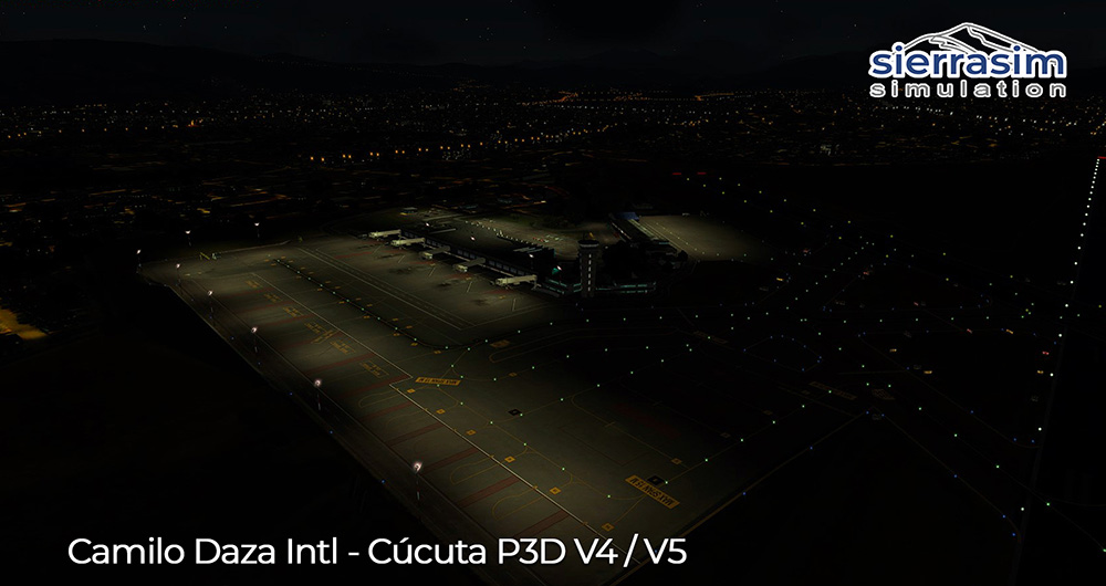 SKCC - Camilo Daza International Airport P3D V4/V5