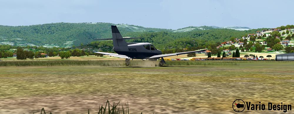 Fayence/Tourrettes Airfield - LFMF   Aerosoft Shop