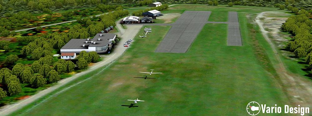 Harris Hill Soaring Corporation - 4NY8 | Aerosoft US Shop
