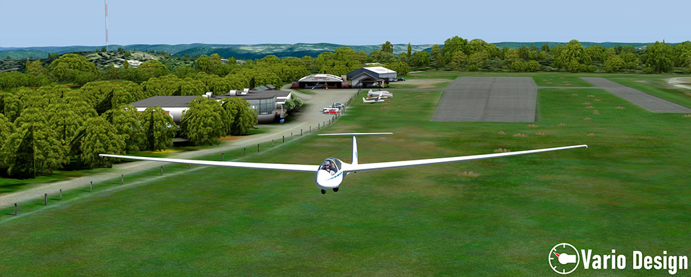 Harris Hill Soaring Corporation - 4NY8