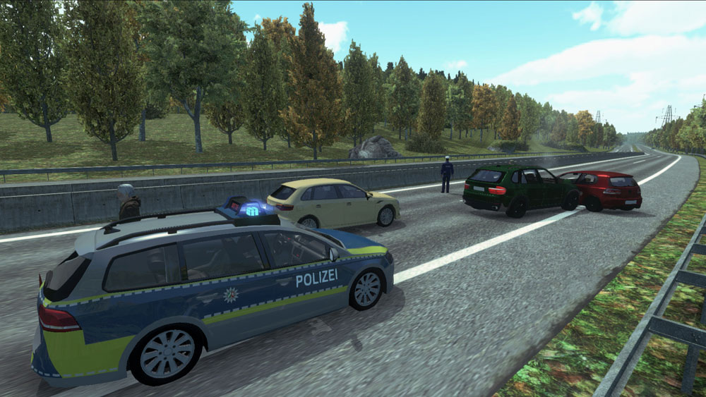 Autobahn-Police Simulator Best of
