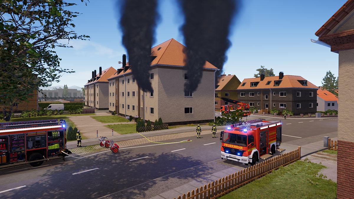 Emergency Call 112 - The Fire Fighting Simulation 2