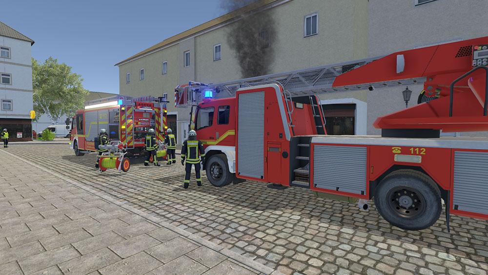 Emergency Call 112 - The Fire Fighting Simulation | Aerosoft