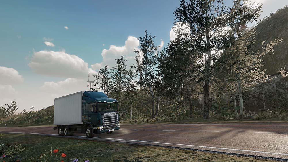 Truck & Logistics Simulator - Nintendo Switch