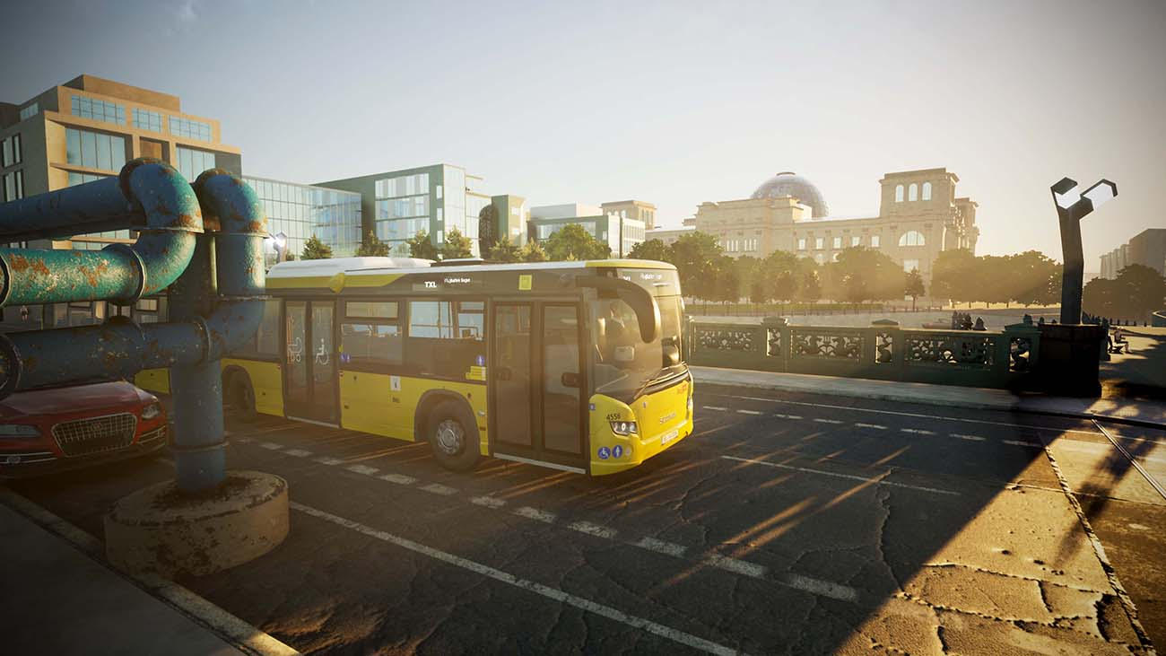 The Bus - Early Access version
