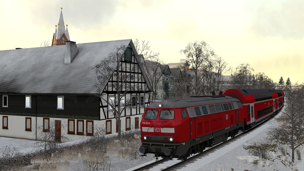 Train Simulator 2021 - Standard