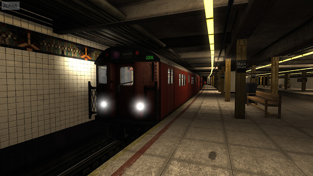 World of Subways Vol. 4 - New York Line 7 von Queens nach Manhattan Best of