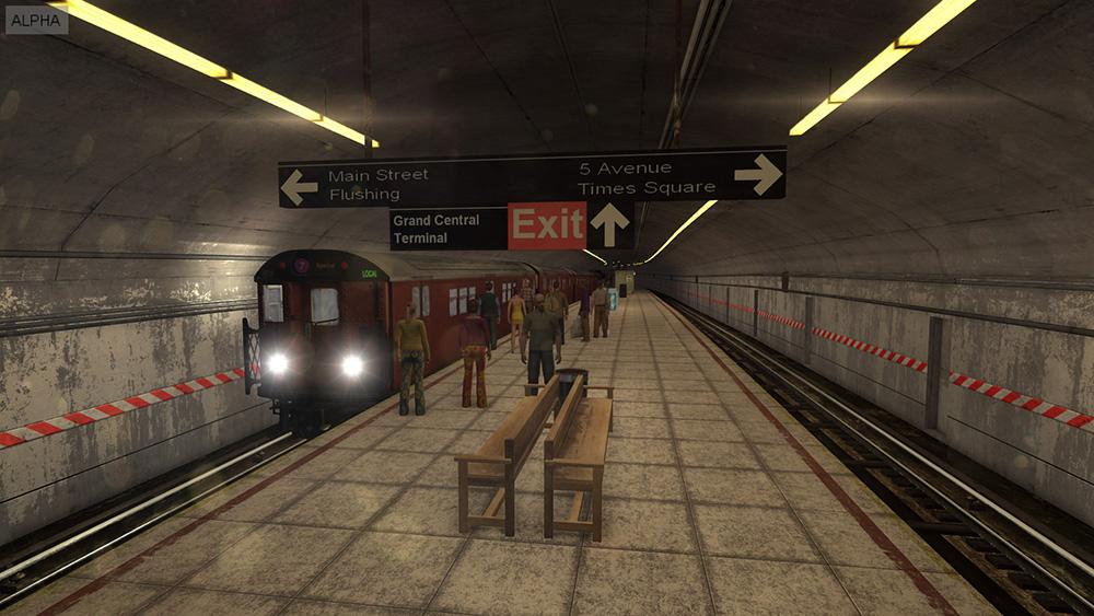 World Of Subways 4 New York Line 7 Aerosoft Shop